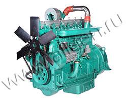 Дизельный двигатель WOLING WLG375