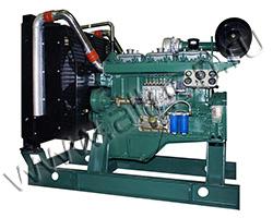Дизельный двигатель Wuxi WD135TAD28 мощностью 318 кВт