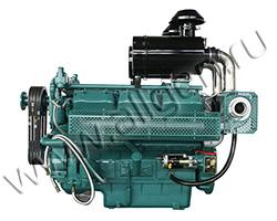 Дизельный двигатель Wuxi WD269TAD41 мощностью 460 кВт
