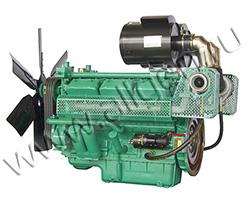 Дизельный двигатель Wuxi WD269TAD50 мощностью 556 кВт