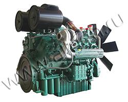 Дизельный двигатель Wuxi WD327TAD88 мощностью 970 кВт