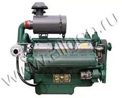 Дизельный двигатель Wuxi WD360TAD110