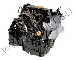 Дизельный двигатель Yanmar 4TNV88-BDSA мощностью 34.9 кВт