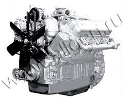 Дизельный двигатель ЯМЗ 236А мощностью 157 кВт
