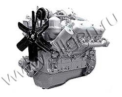 Дизельный двигатель ЯМЗ 236Б мощностью 202 кВт