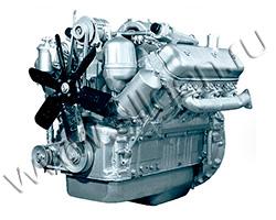 Дизельный двигатель ЯМЗ 236М2