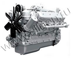 Дизельный двигатель ЯМЗ 238Д мощностью 267 кВт