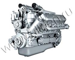 Дизельный двигатель ЯМЗ 7514.10 мощностью 315 кВт