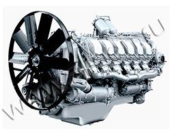 Дизельный двигатель ЯМЗ 850.10 мощностью 412 кВт