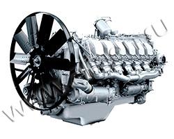 Дизельный двигатель ЯМЗ 830.10
