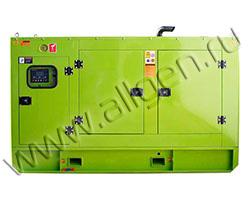 Дизельный генератор АД АД70-Т400-R в шумозащитном кожухе