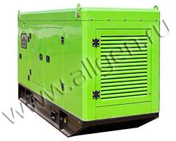 Дизельный генератор АД АД150-Т400-R мощностью 165 кВт