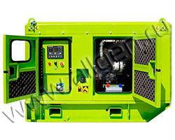 Дизельный генератор АД АД20-Т400-R мощностью 22 кВт