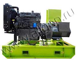 Дизельный генератор АД АД25-Т400-R мощностью 27.5 кВт