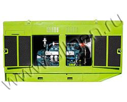 Поставка промышленного генератора АД АД280-Т400-W в Краснодар