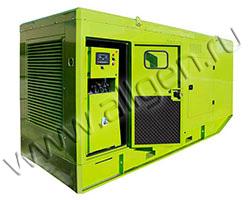 Дизельный генератор АД АД500-Т400-W мощностью 550 кВт