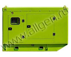 Дизельный генератор АД АД40-Т400-R в шумозащитном кожухе