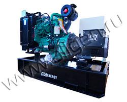 Дизельный генератор ADG-Energy AD-110C (110 кВА)