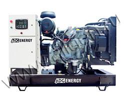 Дизельный генератор ADG-Energy AD-110DE (110 кВА)