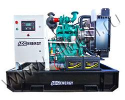 Дизельный генератор ADG-Energy AD-140C (138 кВА)