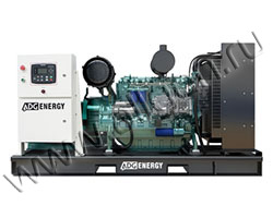 Дизельный генератор ADG-Energy AD-165WP (132 кВт)