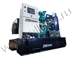 Дизельный генератор ADG-Energy AD-200C (160 кВт)