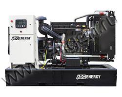 Дизельный генератор ADG-Energy AD-200PE (160 кВт)