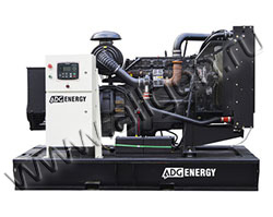 Дизельный генератор ADG-Energy AD-275PE (220 кВт)