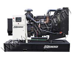 Дизельный генератор ADG-Energy AD-400PE (385 кВА)