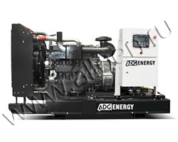 Дизельный генератор ADG-Energy AD-440IS (484 кВА)