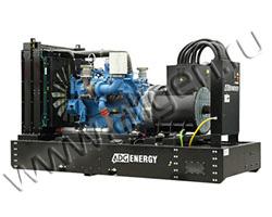 Дизельный генератор ADG-Energy AD-450MT (396 кВт)