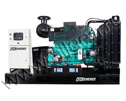 Дизельный генератор ADG-Energy AD-500C (396 кВт)