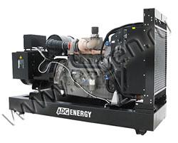Дизельный генератор ADG-Energy AD-500PE (400 кВт)
