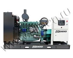 Дизельный генератор ADG-Energy AD-500WP (396 кВт)