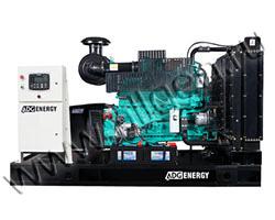 Дизельный генератор ADG-Energy AD-660C (660 кВА)