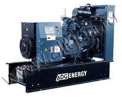 Дизельный генератор ADG-Energy AD-7J на раме