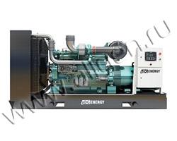 Дизельный генератор ADG-Energy ADG-500WP (396 кВт)