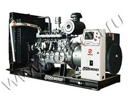 Дизельный генератор ADG-Energy AD-SC125 (124 кВА)