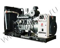 Дизельный генератор ADG-Energy AD-SC205 (165 кВт)