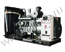 Дизельный генератор ADG-Energy AD-SC250 (198 кВт)