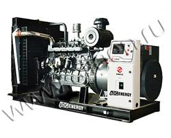 Дизельный генератор ADG-Energy AD-SC500 (396 кВт)