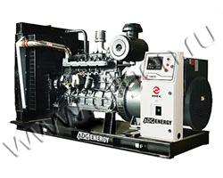 Дизельный генератор ADG-Energy AD-SC605 (484 кВт)