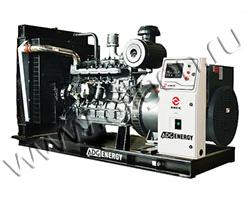 Дизельный генератор ADG-Energy AD-SC620 (495 кВт)