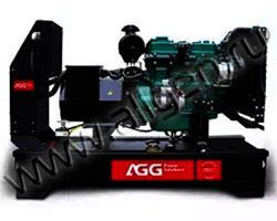 Дизельный генератор AGG Power C44D5 (35 кВт)