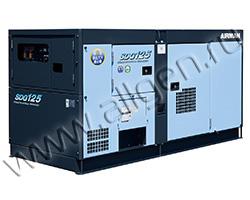 Дизельный генератор Airman SDG125S-3B1 (110 кВА)
