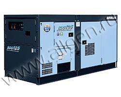 Дизельный генератор Airman SDG125S-7B1 (110 кВА)