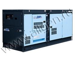 Дизельный генератор Airman SDG300L-5B1 (238 кВт)
