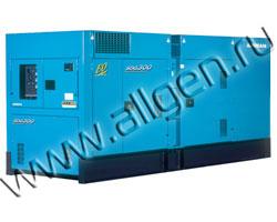 Дизельный генератор Airman SDG300S  (238 кВт)