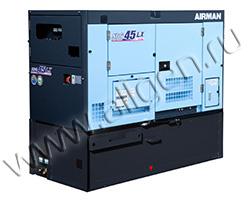 Дизельный генератор Airman SDG45L-5B2 (33 кВт)