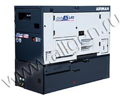 Дизельный генератор Airman SDG45LA-5B2 (33 кВт)